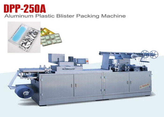 Muti Function Pharmacy Blister Packaging Machine Plc With Touch Screen
